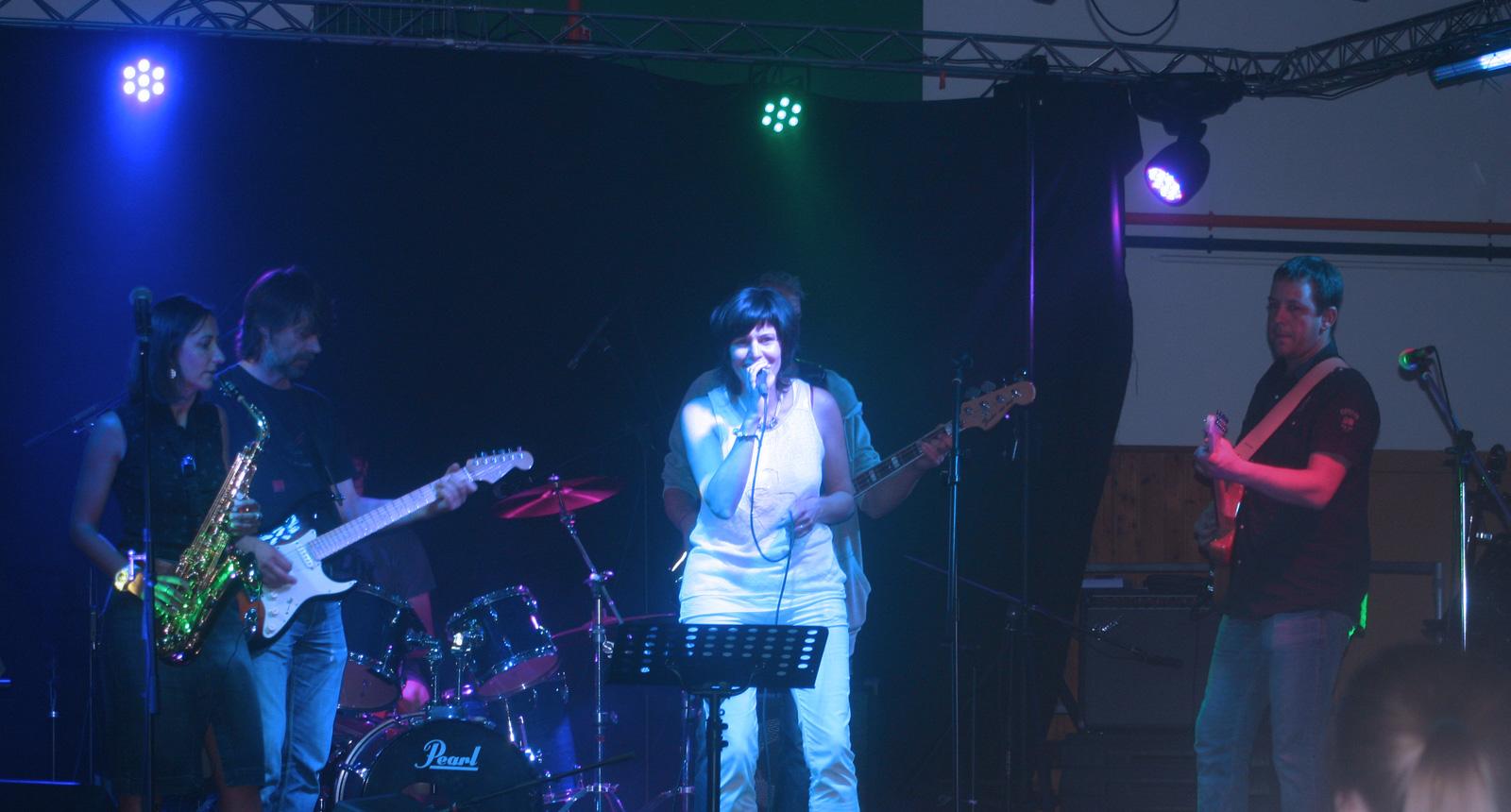 Concert du 14 juin 2015, salle des Haules à Etretat