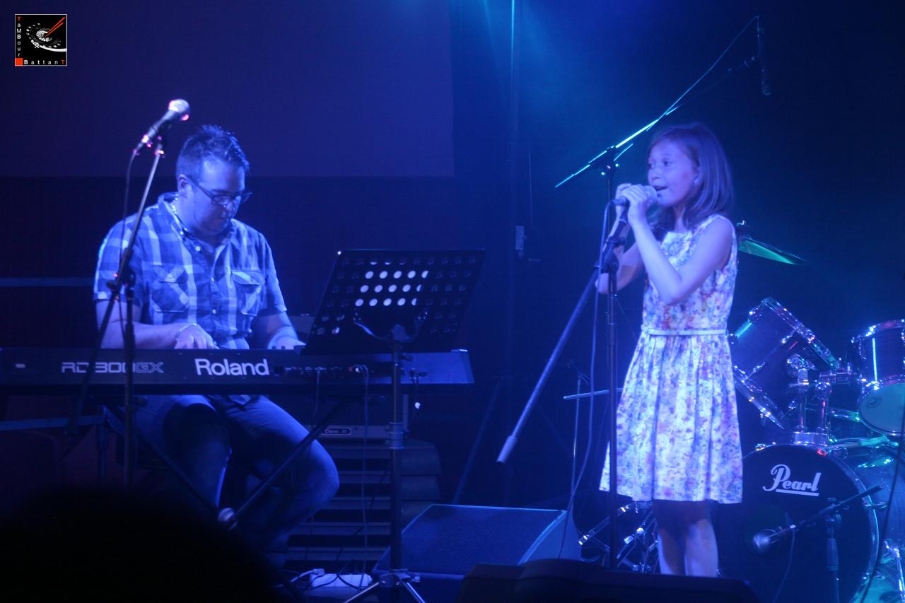 Tambour Battant concert à la salle des Haules à Etretat le 14 juin 2015