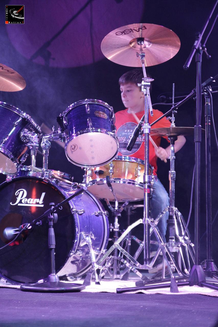 Tambour Battant concert à la salle des Haules à Etretat le 13 juin 2015-003