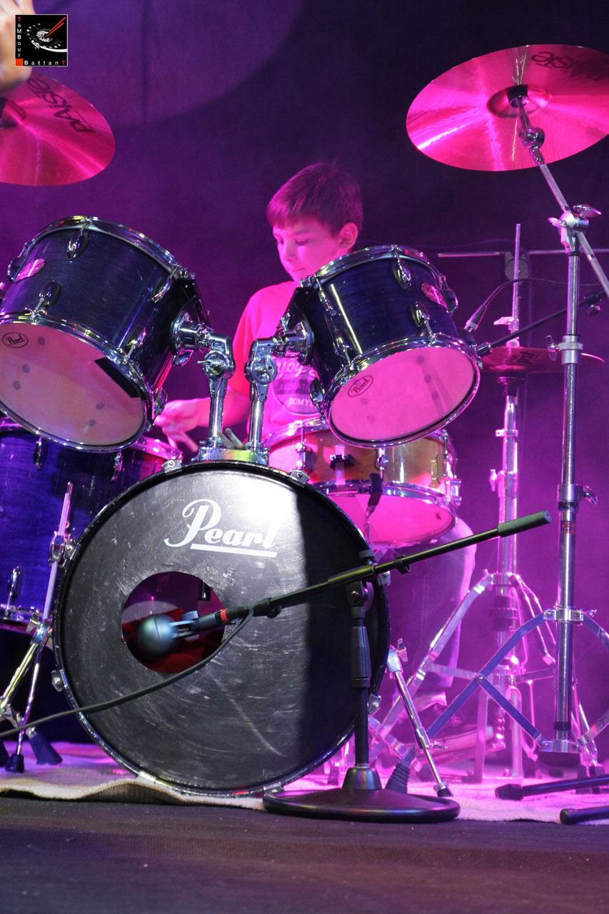 Tambour Battant concert à la salle des Haules à Etretat le 13 juin 2015-009
