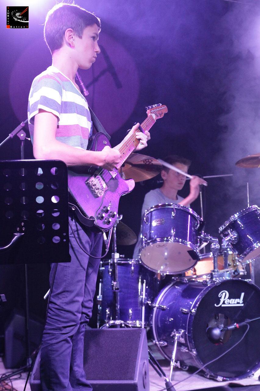 Tambour Battant concert à la salle des Haules à Etretat le 13 juin 2015-013