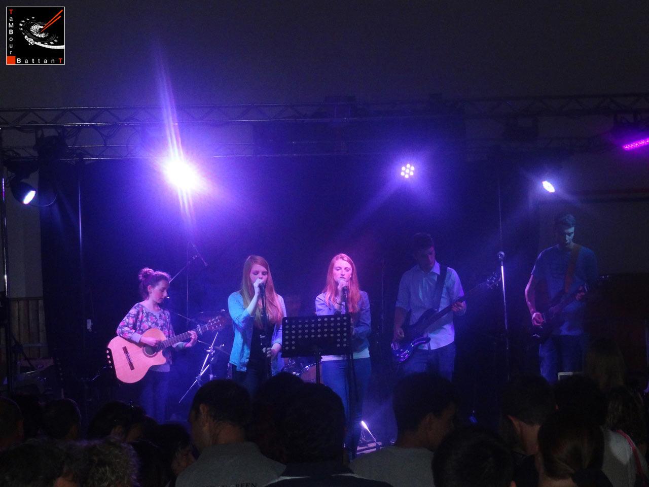 Tambour Battant concert à la salle des Haules à Etretat le 13 juin 2015-034