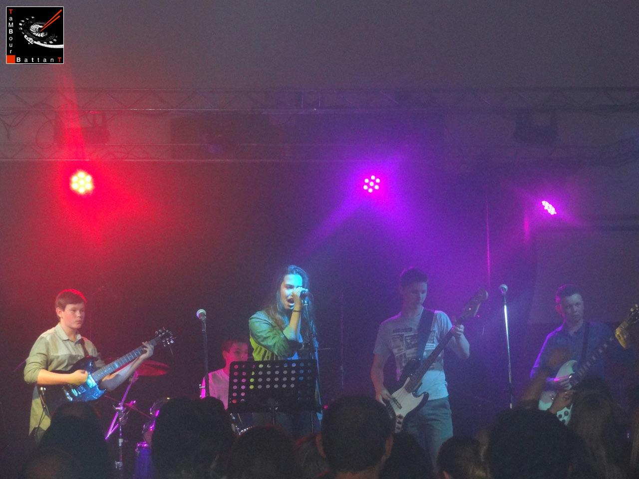 Tambour Battant concert à la salle des Haules à Etretat le 13 juin 2015-036