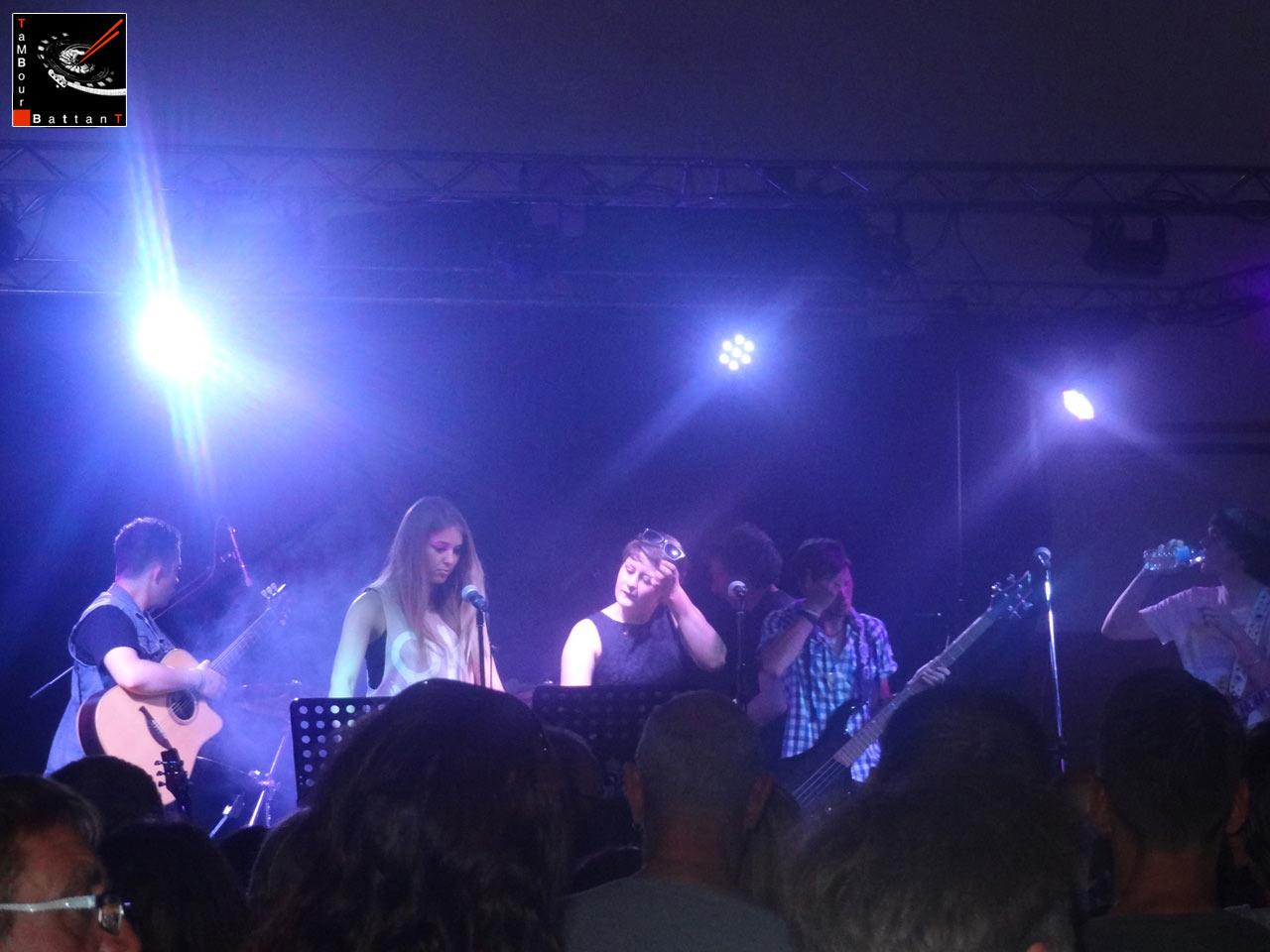 Tambour Battant concert à la salle des Haules à Etretat le 13 juin 2015-057
