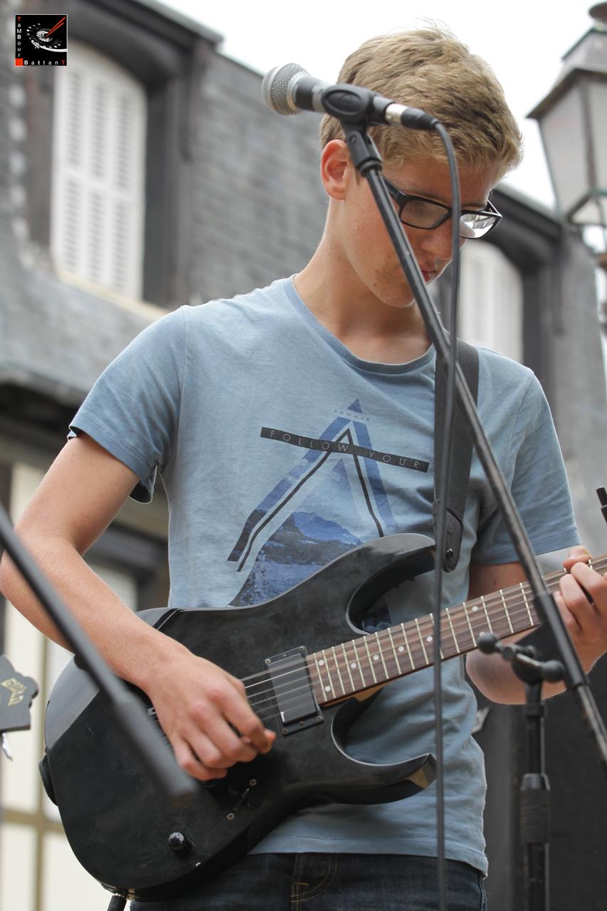 Concert à Etretat 2015