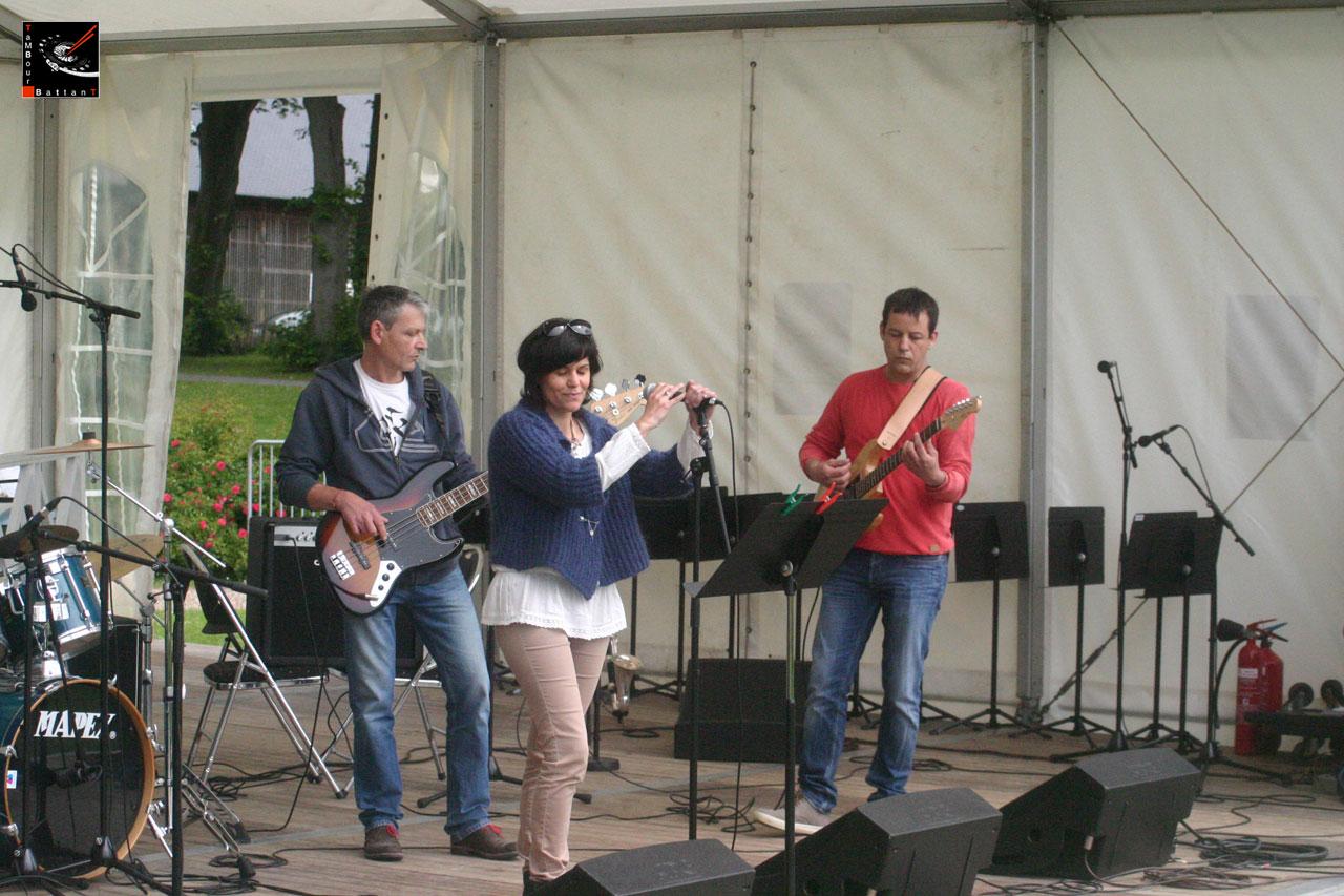 Tambour Battant concert à Saint Romain de Colbosc