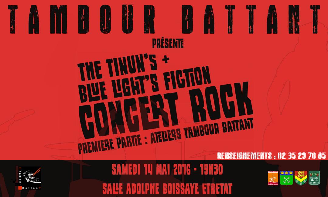 Concert le 14 mai 2016 à Etretat
