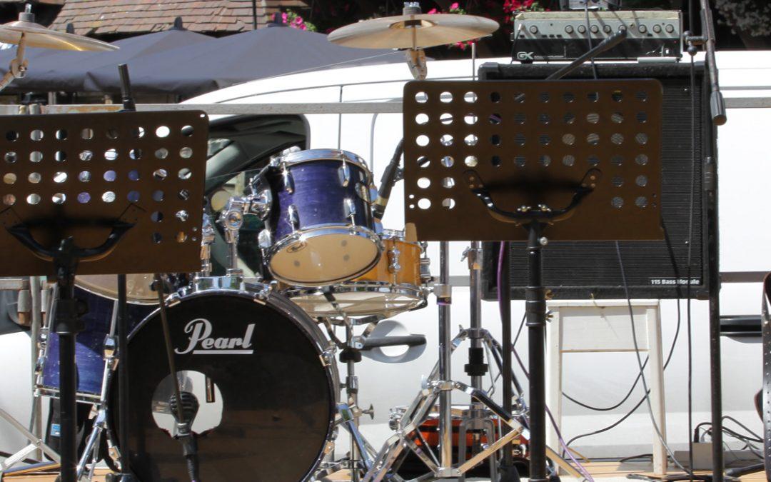 Concert fête de la musique 2016, Etretat