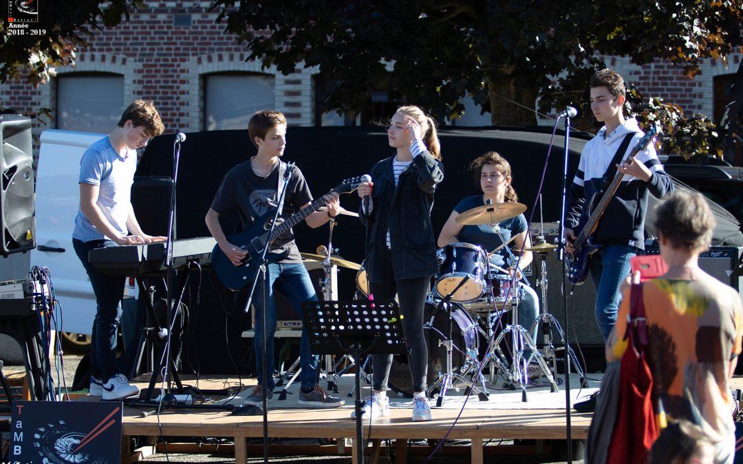 Concert Fête de la musique Gonneville 21 juin 2019